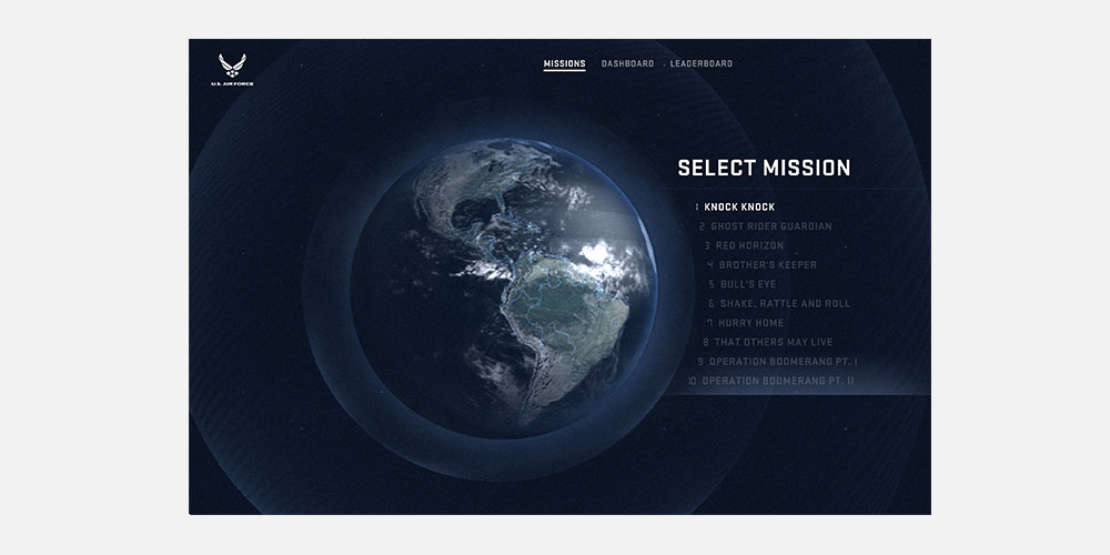 select mission desktop website