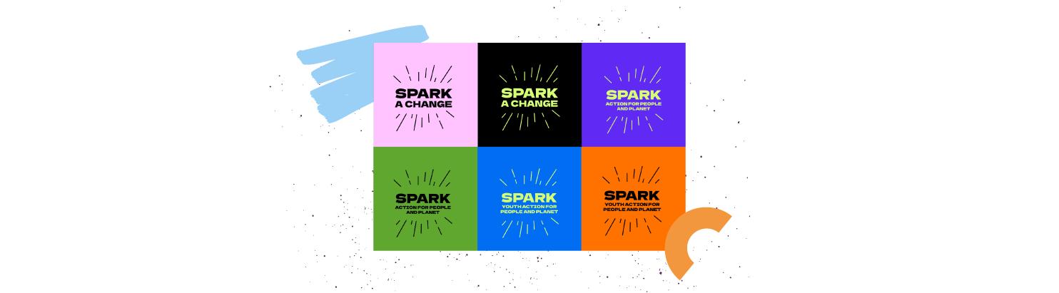 Spark colors